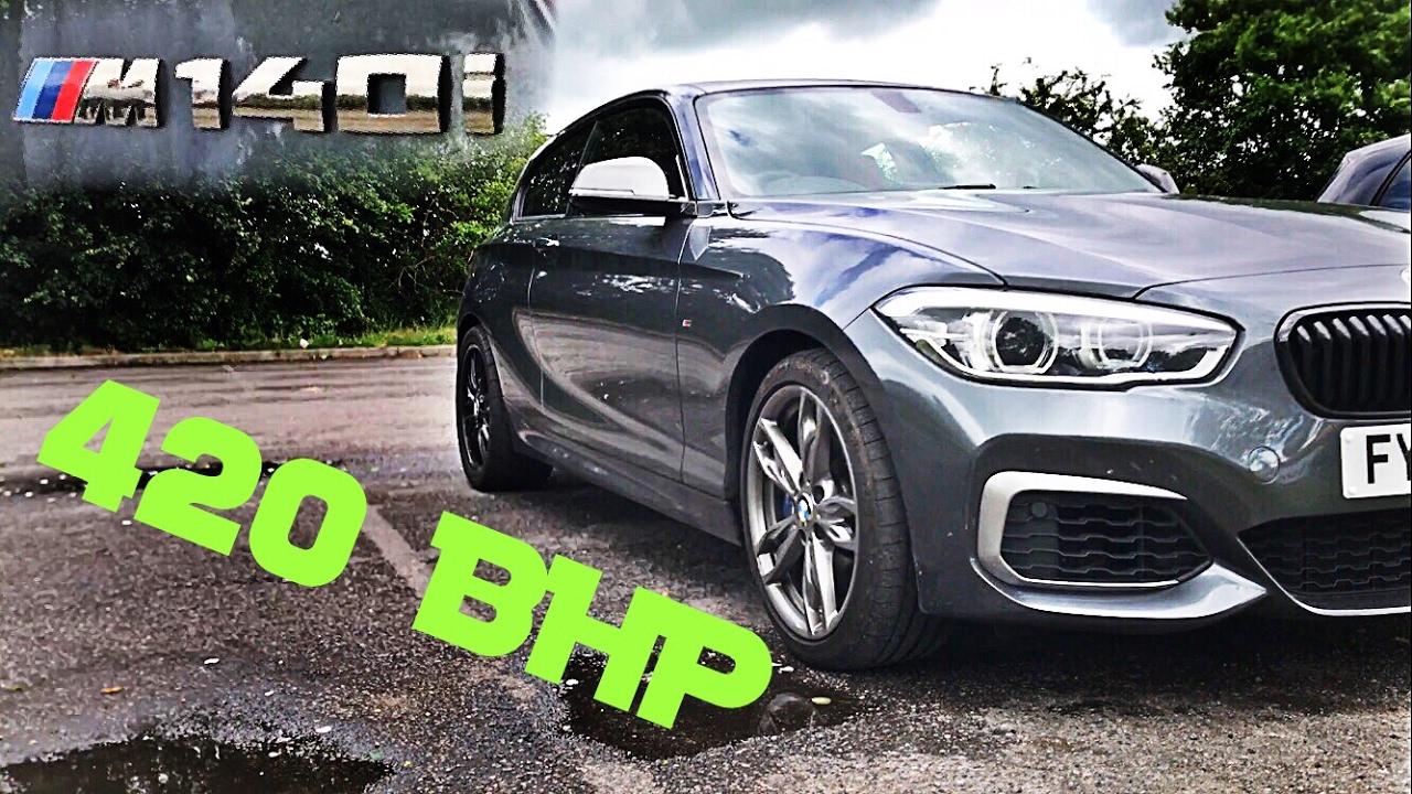 2017 BMW M140i JB4 TUNED DRIVE!