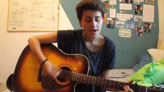 The reason why Lorenzo Fragola (Acoustic Cover by Sharon Costa)