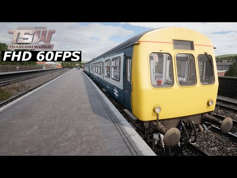 Class 101 Intro(1080p60FPS)- TSW(Northern Trans-Pennine Manchester - Leeds) |