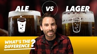 Ale vs. Lager Beer - What's the Difference?