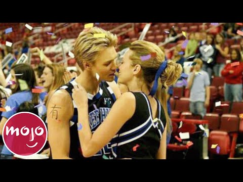 Top 10 Lucas & Peyton Moments On One Tree Hill