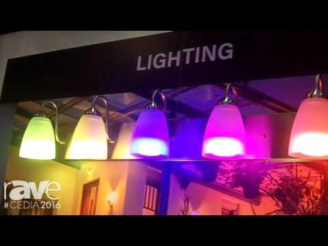 CEDIA 2016: URC Features Lighting Control