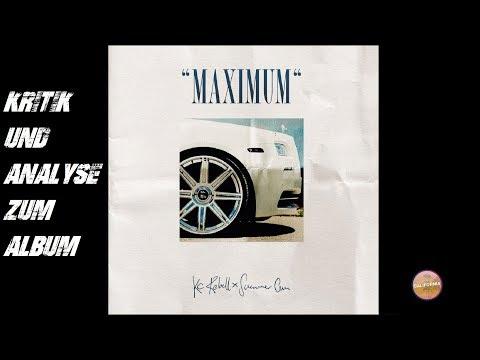 KC Rebell & Summer Cem - Maximum | Review | Kritik | Banger Musik's Palmen aus Plastik?!  | KC⚡SC
