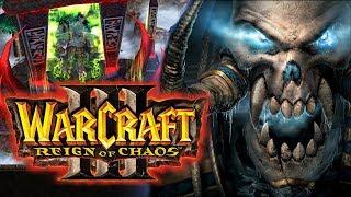 Warcraft III - Kampania Nieumarłych - POWRÓT LEGIONU ⚔️ eXtra klasyka ⚔️ - Na żywo
