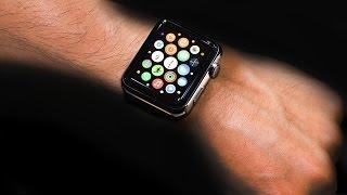 Знакомство с Apple Watch