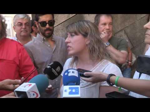 Carmen Santos (Podemos): Priorizamos el bien de la gente sacrificando nuestras líneas rojas