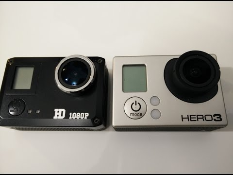 Sj4000 Wifi Vs At200 Wifi Vs Gopro Hero3 Be Vs Sj4000 Doovi