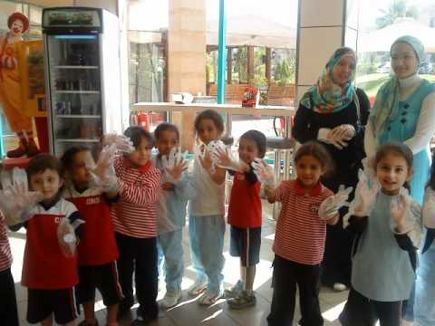 Cairo modern house american school