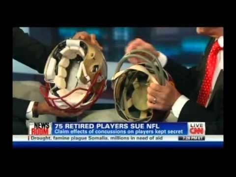 Fran Tarkenton on CNN.