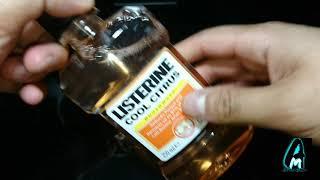 Listerine Cool Citrus Mouthwash (Review)