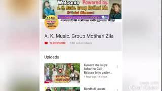 Jhijhiya khele pujwa Ghar Ghar Jai - Rupesh Romiyo ka New Jhijhiya song 2018 ka