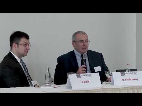 Hayek Medaillenträger 2017  Mikhail Khodorkovsky im Interview