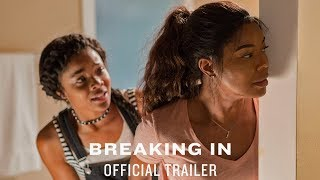 Breaking In - Official Trailer [HD]