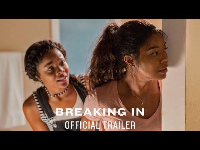 Breaking In - Official Trailer