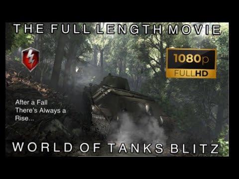 Full Length Tank Movie (Free to Watch) based on Alternate WW2 - World of Tanks Blitz