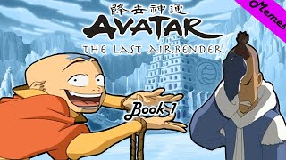 Avatar The Last Airbender Animated Series Funny Memes V1