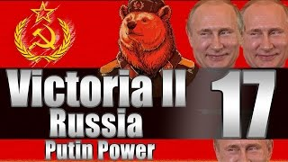 """Victoria 2 Russia """"Linking China!"""" EP:17 [""""New"""" Patch]"""