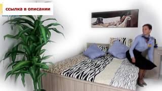 Спальня и гостиная «Деко» Дуб Вайс   Столплит Мебель!