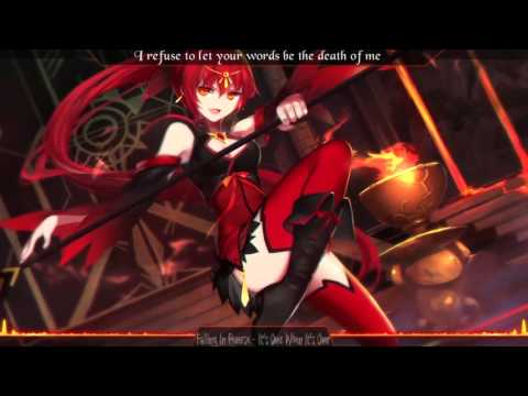 Nightcore -  It's Over When It's Over