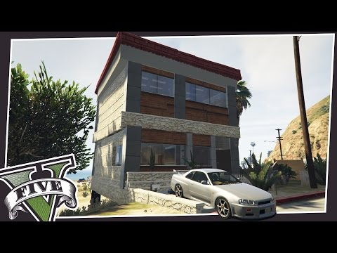 NEW HOUSES IN GTA 5!