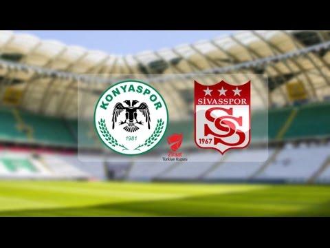 Konyaspor 3-2 Sivasspor | Saldırsana KONYASPOR'um