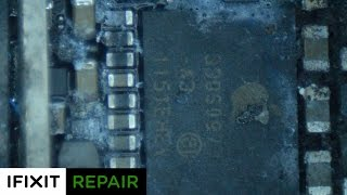 Microsoldering 101: Water Damage and Corrosion