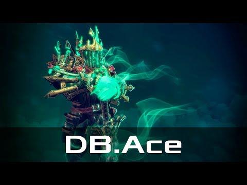 DB.Ace - Wraith King, Off Lane (Jul 21, 2017)   Dota 2 patch 7.06 gameplay