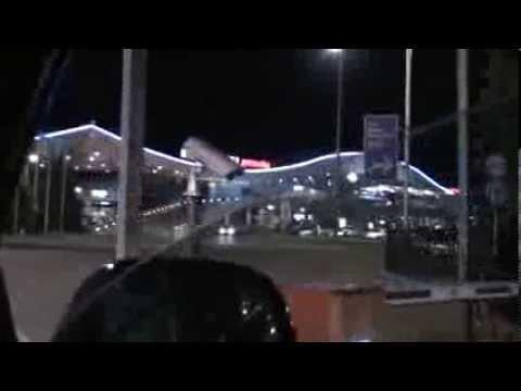 Drive to Almaty International Airport
