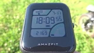 Обзор amazfit, лучшие часы с алиэкспресс aliexpress