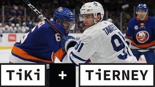 Islanders Fans Call John Tavares A Traitor | Tiki +Tierney