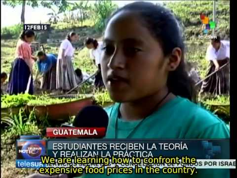 Guatemala: Mayan women receive integral education