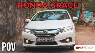 Honda Grace 2015 Hybrid Cinematic Walkthrough and GoPro POV Drive Along | Shiftcar