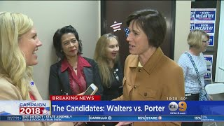 Walters Looking To Retain Seat In Orange County's 45th District