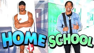 Download lagu How You Act At SCHOOL vs HOME MP3