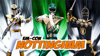 Nottingham EM Comic Con 2018 (Feat Jason David Frank)