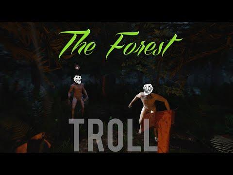 The Forest Alpha 0.09B Co-Op [ESPAÑOL] Trolleando a Vicio ONE MORE TIME y a Patupau!!