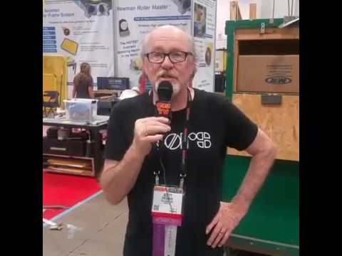SGIA Expo Setup Day with Scott Fresener