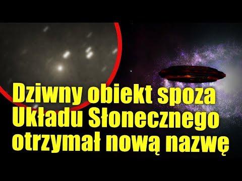 Oumuamua, tajemnicza asteroida spoza Układu Słonecznego czy statek obcych?