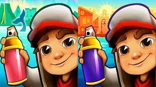 Subway Surfers BUENOS AIRES vs ICELAND ipad Gameplay #5