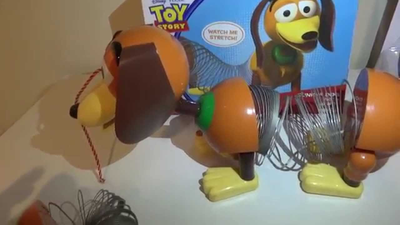 Make A Slinky Dog