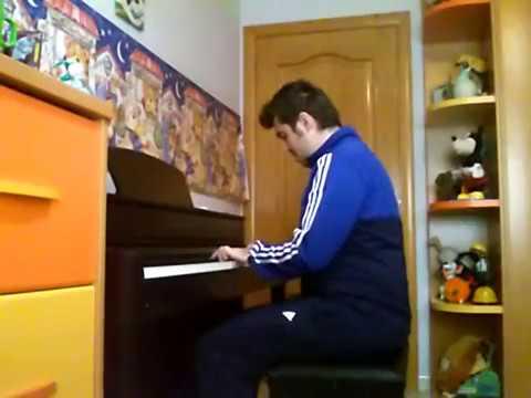 Fairy Tail Main Theme - Yasuharu Takanashi (Piano Cover)
