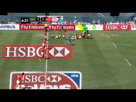Emirates Airline Dubai Rugby Sevens Day 2 - Part 2