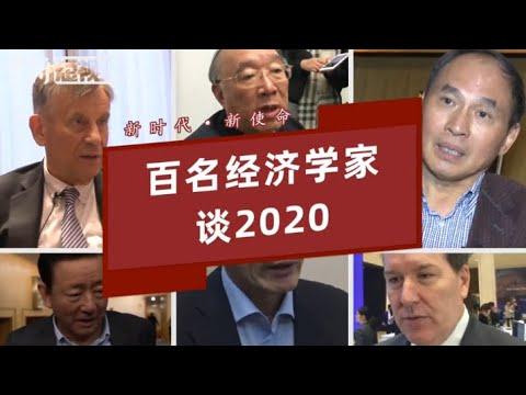 百名经济学家谈2020