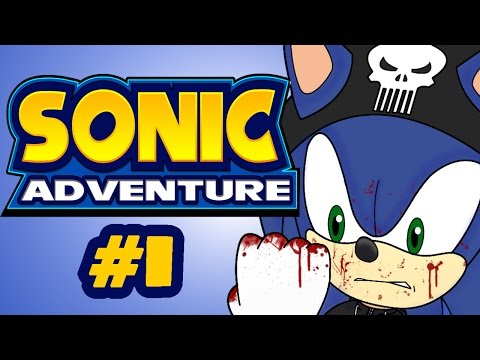 Spindash Let's Plays - Sonic Adventure #1 (Sonic)