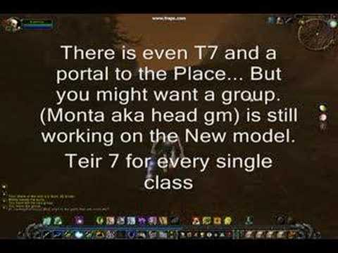 AFK-WOW Private Server