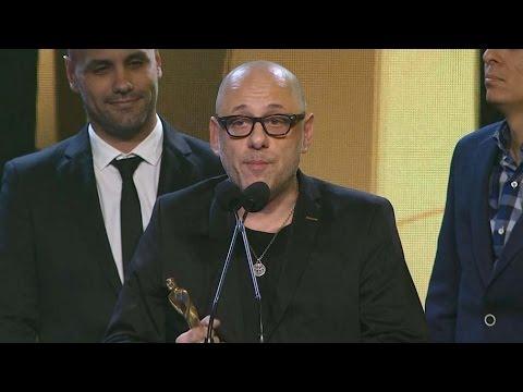 El guionista que ganó un Martin Fierro y pidió que vuelva  Cristina Kirchner