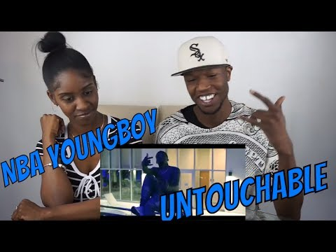 YoungBoy Never Broke Again - Untouchable (Official Music Video) - REACTION