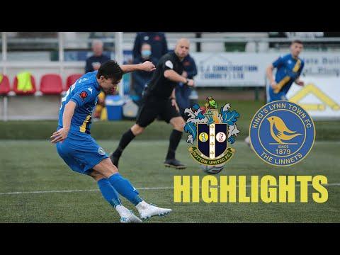 Sutton King's Lynn Goals And Highlights