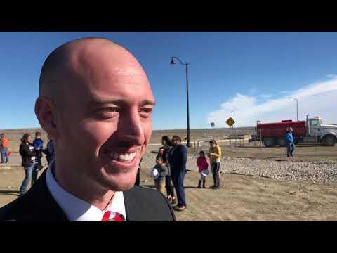 Pueblo's Villa Bella school holds groundbreaking
