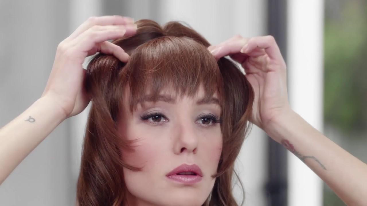 Clip In Bangs By Hairdo Wigs Com